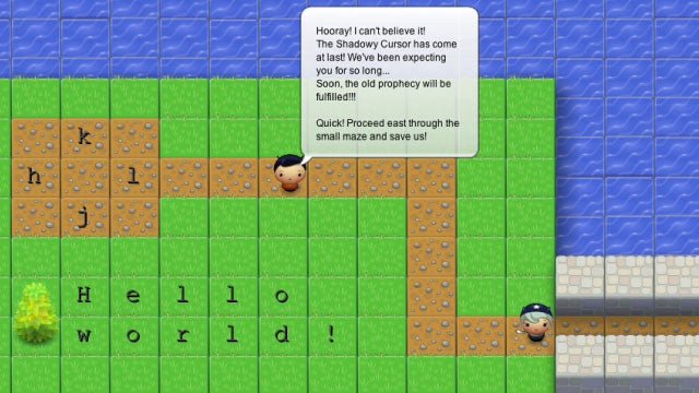VIM Adventures Is a Fun Puzzle Game That Teaches You How To Use The Awesome Text Editor Vim