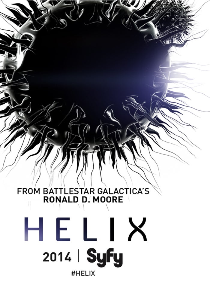 So I just finished Helix and...