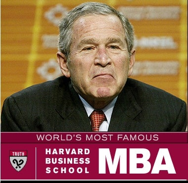 Harvard Business School Champions Tough New Empty Promise