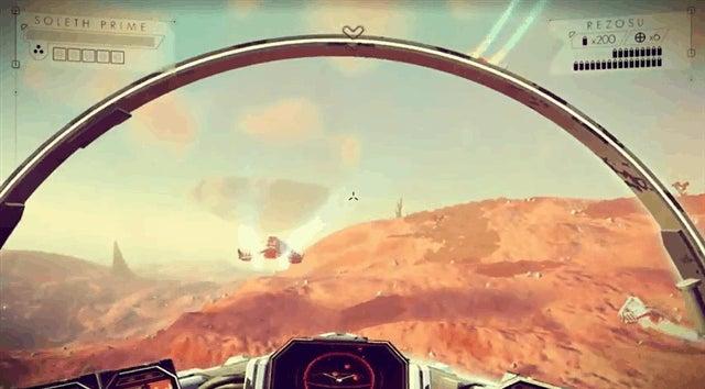 No Man's Sky, You Win E3, Forever