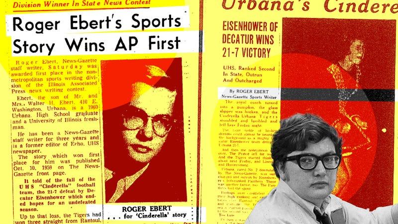 """The Faint Tinkle Of Broken Dreams"": Roger Ebert, Teenage Sportswriter"