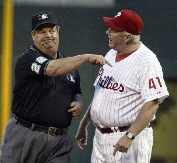 Better Know An Umpire: Joe West