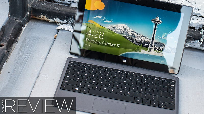 Surface Pro 2 Review: A Little Bit Better, But So Much the Same