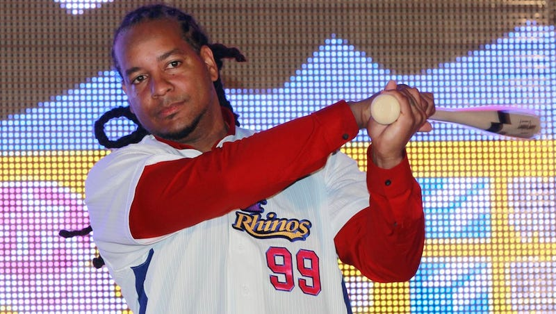 Manny Ramirez Is Leaving Taiwan