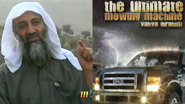 "Bin Laden scuttled plan for ""Pickup Trucks of Death"""