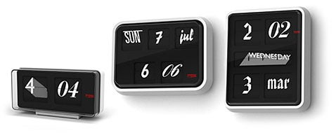 Font Clocks Could Be Too Much of a Good Thing
