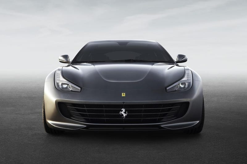 The 2017 Ferrari GTC4 Lusso Is Your Improved Ferrari FF
