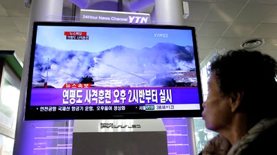 Korean Peninsula Chills Out After Military Drill