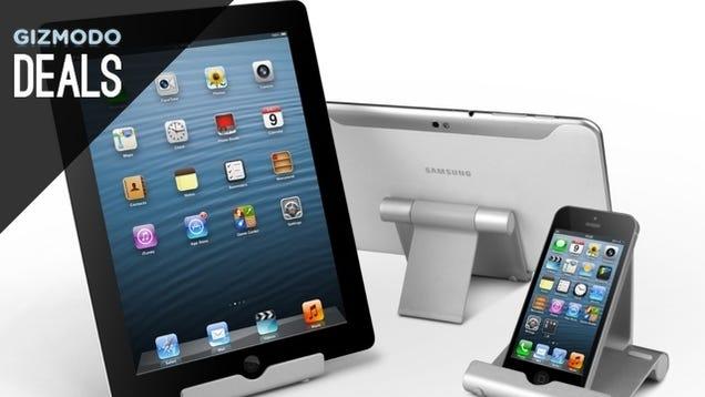 Flexible Gadget Stand, Yoga 2 Pro, Rosetta Stone [Deals]