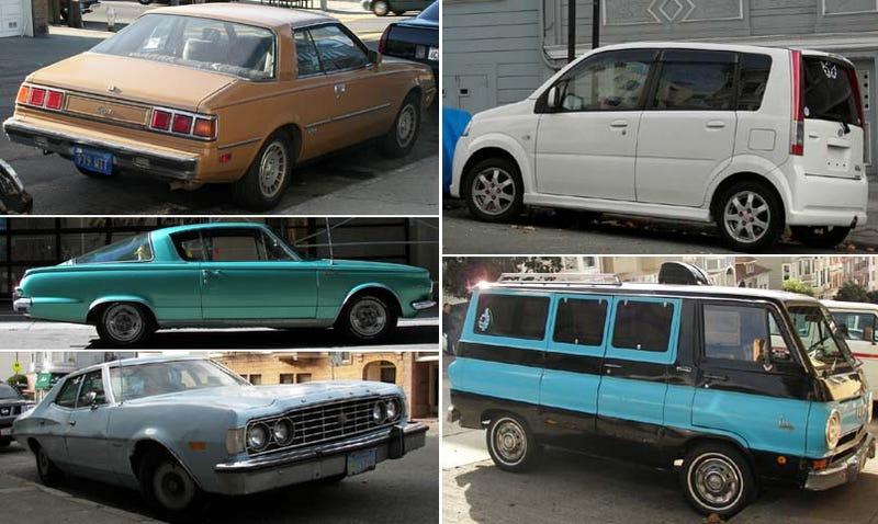 DOTS-O-Rama Sunday, San Francisco Edition: Torino, Tradesman, Sapporo, Barracuda, And Move!