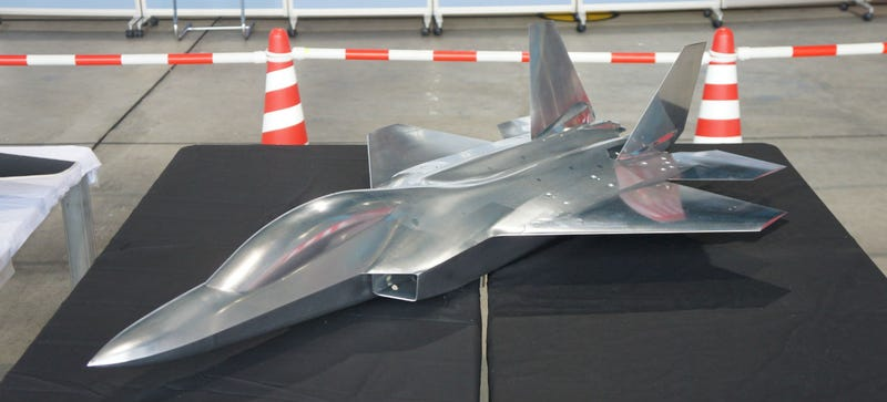 "How the ""Spirit"" of Japan Is Helping Build a Better Stealth Fighter"