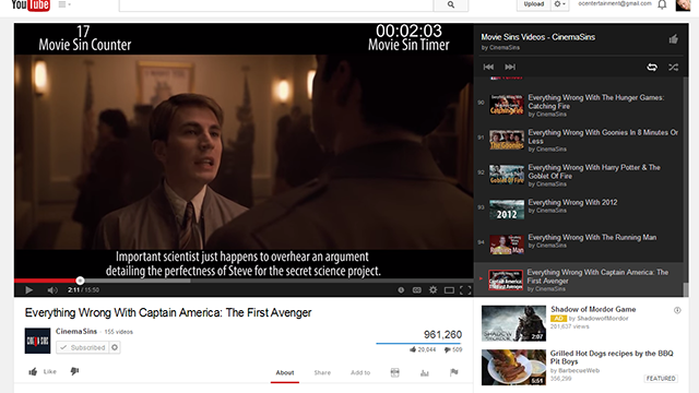 Enable a Resizable YouTube Player with This Simple Command