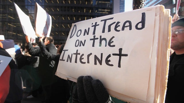 The Internet Wins: SOPA Is Dead