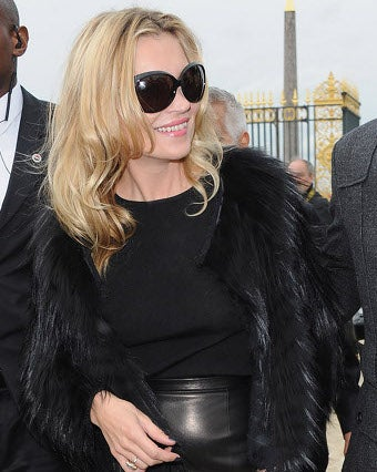 The Agony And The Ecstasy Of Celebs At Paris Fashion Week