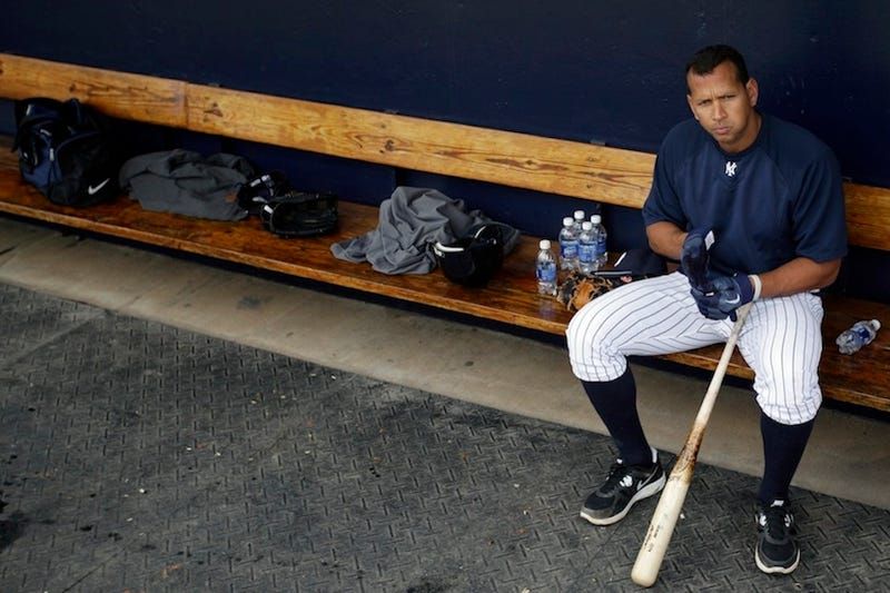 A-Rod Lets Girlfriend And Niece Charge $17,600 To His Credit Card, Then Demands Refund