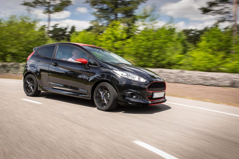 The Ford Fiesta Zetec S Has More Power Per Liter Than A Bugatti Veyron