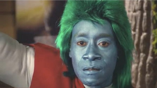 Captain Planet returns to kill off the rest of Earth's human population