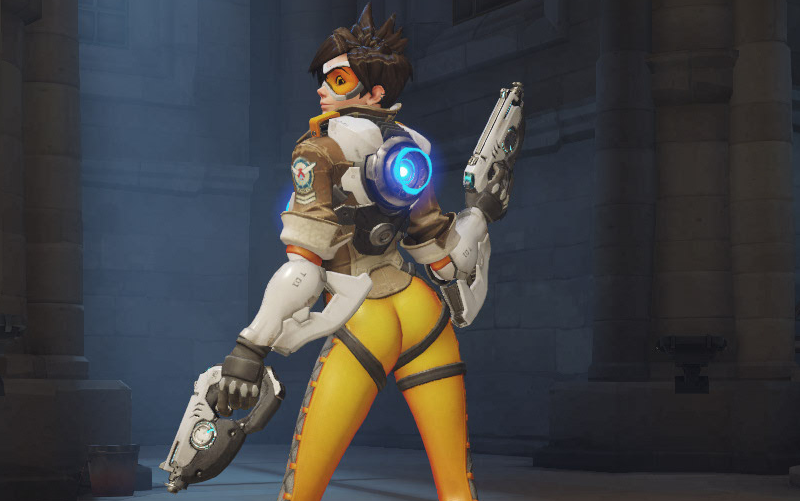 Overwatch Replaces Butt Pose With Strut Pose