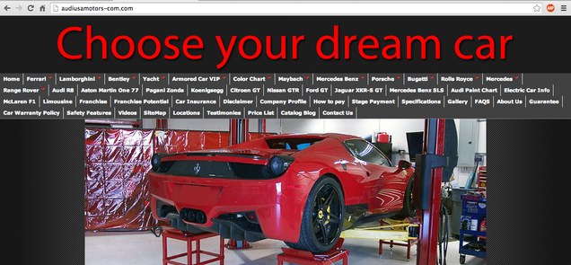 The Worlds Shadiest Supercar Company Is Still Trying To Rip You Off