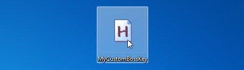 Create a Perfect, Customized Boss Key With AutoHotkey