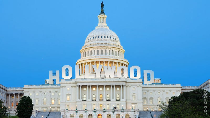 Is the Senate Trying to Sneak In a New SOPA Bill?