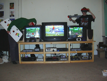 The Painful, Beautiful Parting of Two Brothers Bound by Gaming