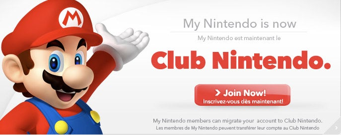 America's Club Nintendo Is Here