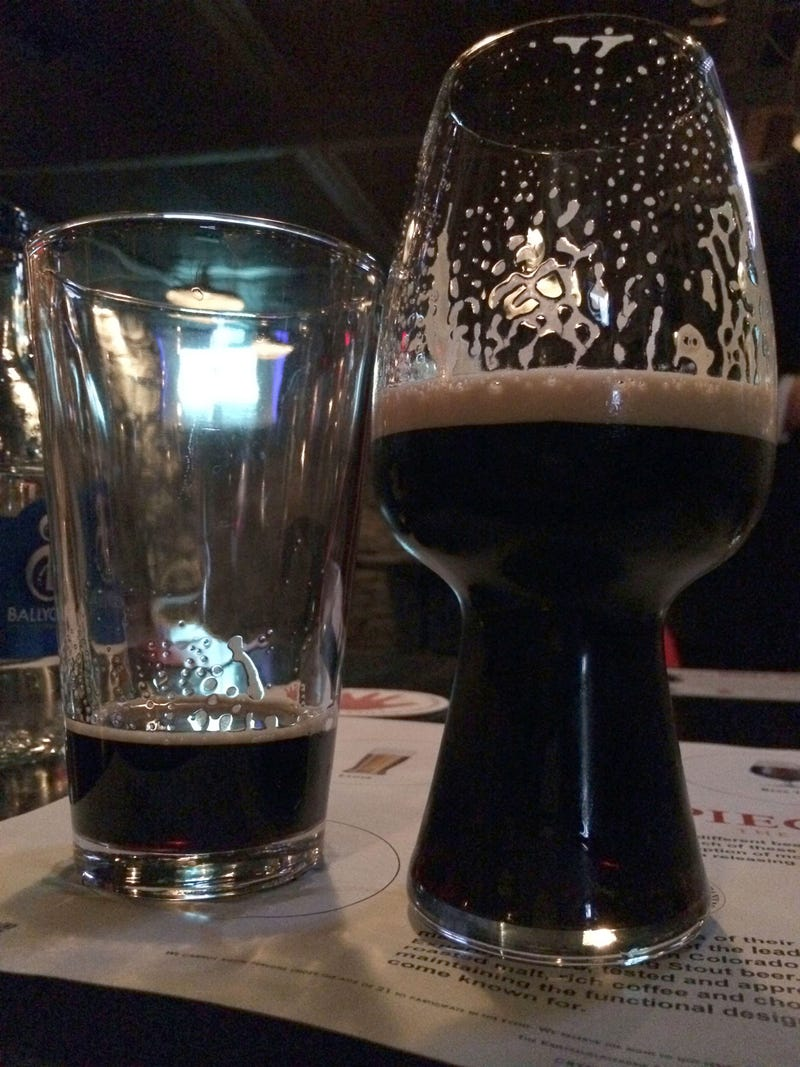 A Weekend Of Dark Beer With The World's Greatest Stout Glass