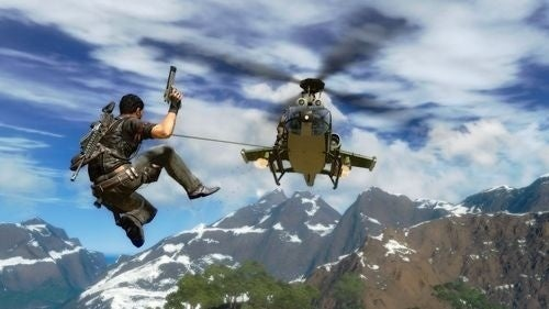 Just Cause 2 Preview: Eat Your Heart Out, Spider-Man