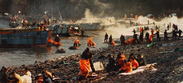 25 Years After Exxon Valdez, We're Not Ready For the Next Big Spill