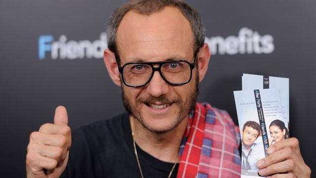 Terry Richardson Has A New Girlfriend, And She Works In Politics