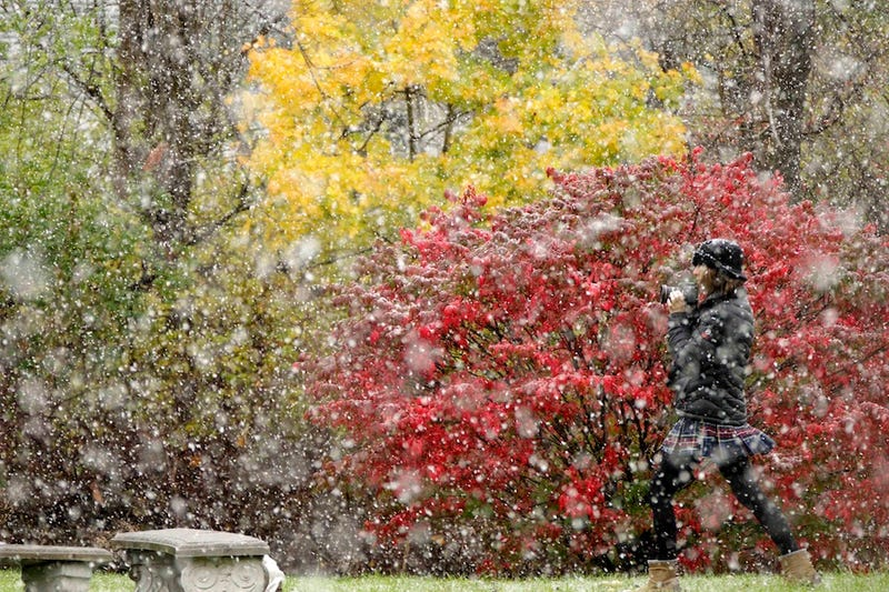 'Snowtober' Kills Three, Leaves Millions Without Power