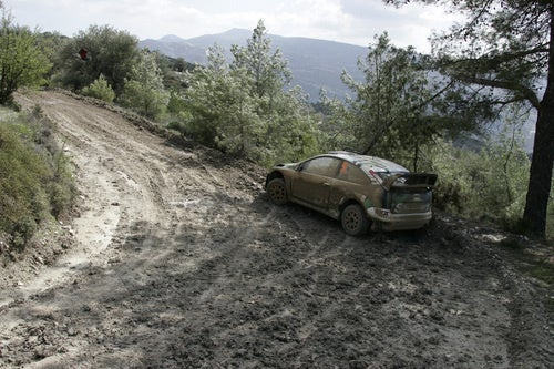 WRC Rally Coverage In HD