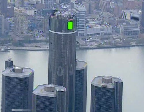 GM Upgrades HQ With Jumbotron Technology