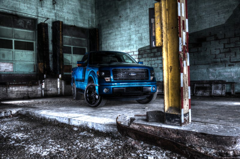 This Is The Ultimate Ford F-150 Grunge-Glamorous Photo Gallery