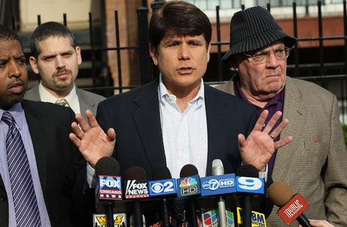The Rod Blagojevich Reality Show Heads to Court
