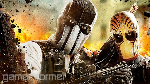 Army of Two Returns to Take On Mexican Drug Cartels in Devil's Cartel [UPDATE]
