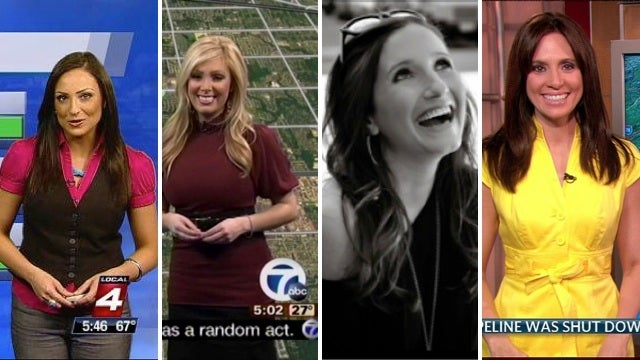 Who's the hottest TV traffic reporter?