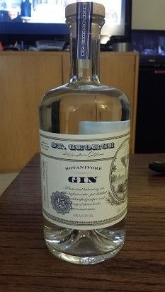It was my birthday so I bought some Gin