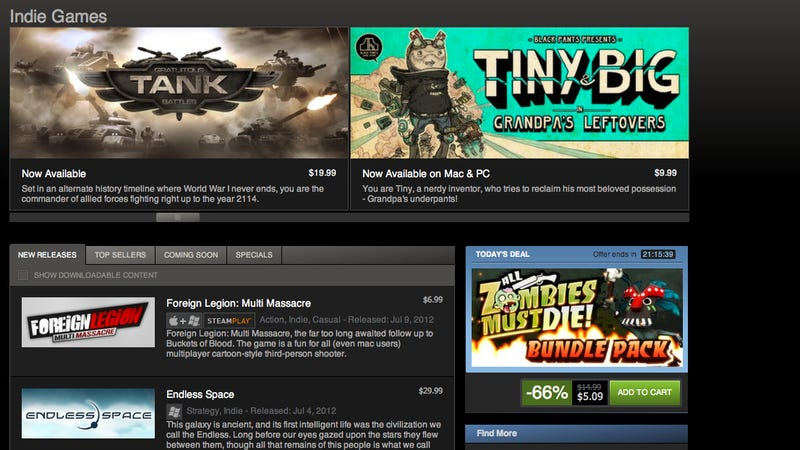 You'll Soon Be Able To Help Decide Which Games Get On Steam