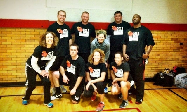 James Harrison Has Joined A Dodgeball League [UPDATE]