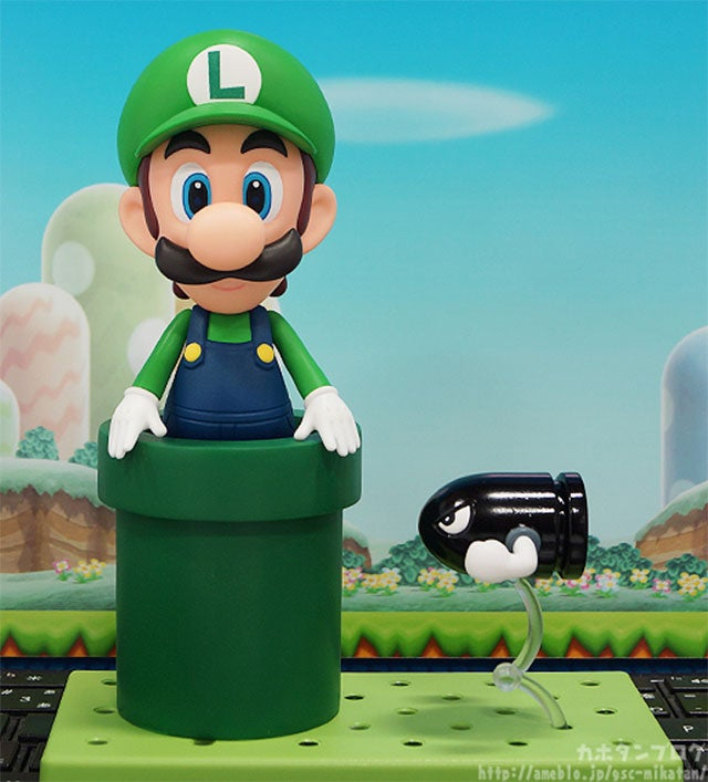 A Fitting Finish For The Year Of Luigi