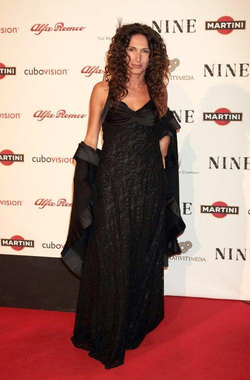 Be Italian: Deep, Deep Glamour At Rome's Nine Premiere