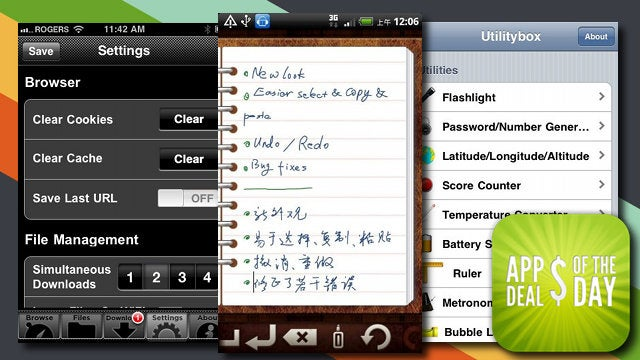 Daily App Deals: Take Notes on Your Android Device with Handrite For Free