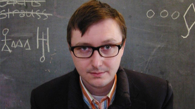 "John Hodgman on ""Forcing the Hands"" to Fight Procrastination"