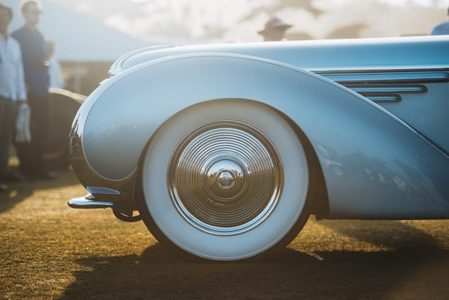 Revel M Bel revel in the glorious of the pebble concours d 39 elegance
