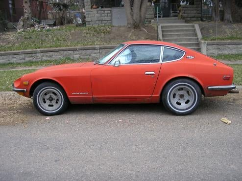 The Denver Iron Keeps Coming: Early Datsun 240Z