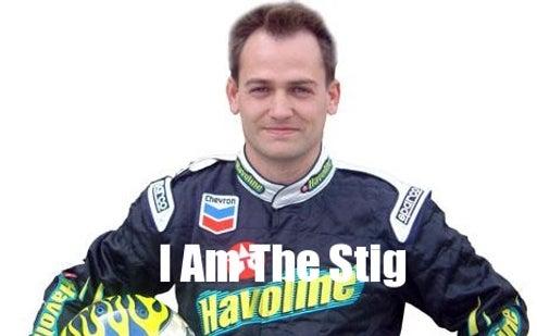 The Stig Is Ben Collins