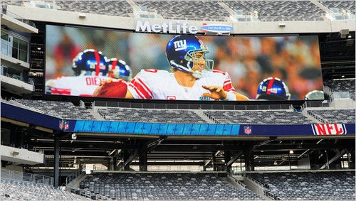 At This NFL Stadium You Can Watch Replays On Your Phone
