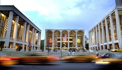 Lincoln Center Has Bedbugs, Naturally